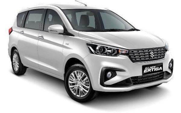 All New Suzuki Ertiga Jogja