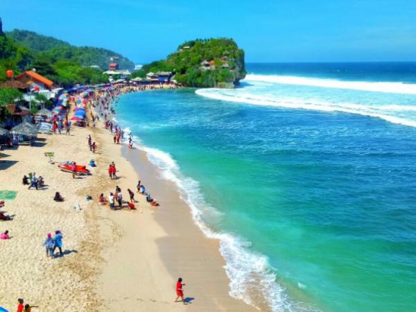 Daftar Pantai di Gunung Kidul Jogja Terhits