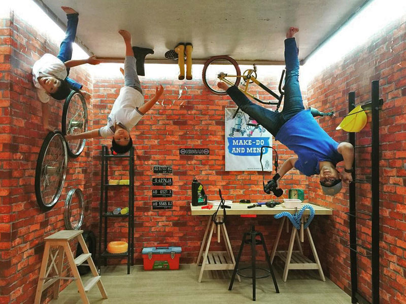 Jogja-Upside-Down-World